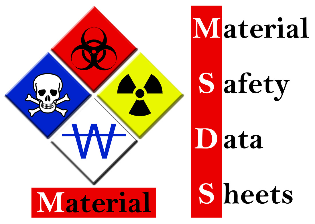 J&F's Hair Salon - Purpose of Material Safety Data Sheets